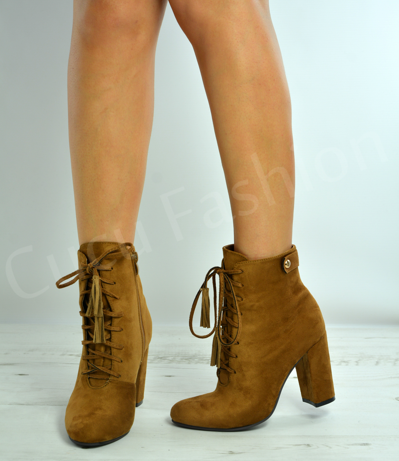 Ankle Shoes Low Heel Uk