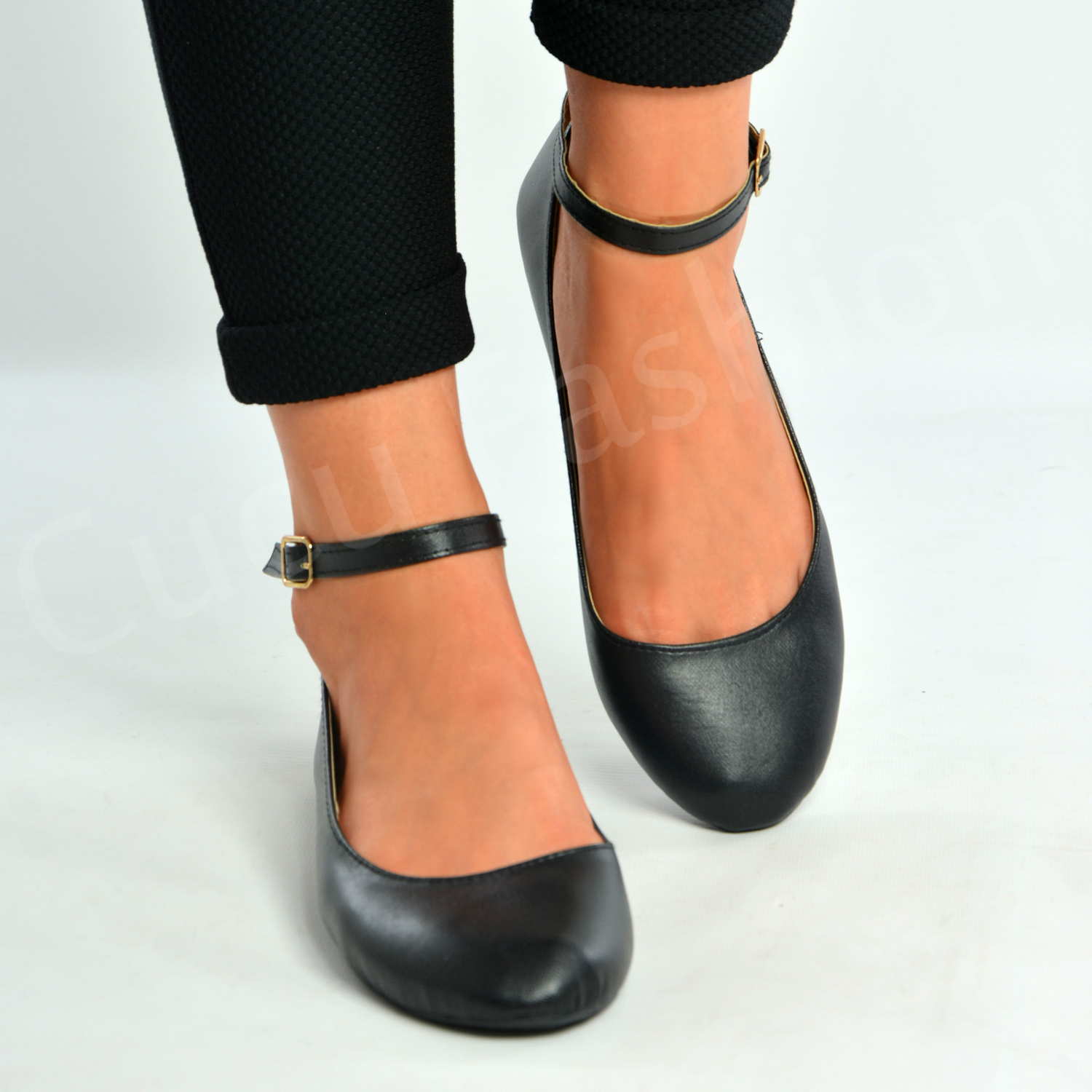Black Dolly Shoes Size